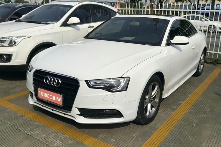 [腾讯行情]深圳 奥迪a5最高优惠6.03万元
