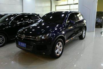 大众 途锐 2010款 3.0T 自动 舒适型四驱 柴油