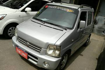 铃木 北斗星 2003款 1.1 手动 3S标准型