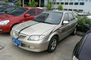 海马 海福星 2009款 1.6 手动 GLX舒适型