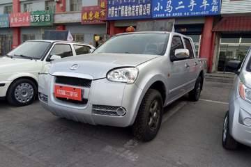 长城 风骏 2011款 2.4 手动 公务版小双豪华型后驱