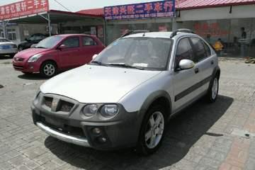 MG MG3 SW 2009款 1.4 手动 舒适型野酷版