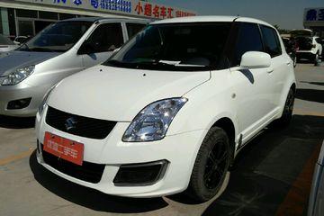 铃木 雨燕 2014款 1.3 手动 标准型