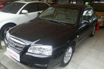 现代 伊兰特三厢 2007款 1.6 自动 舒适型GL