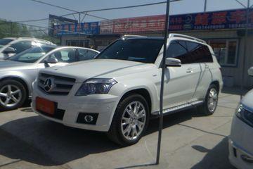 奔驰 GLK 2012款 3.0 自动 GLK300时尚型四驱