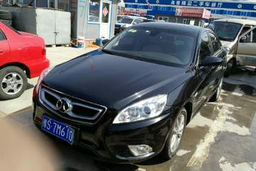 北京汽车 绅宝D50 2014款 1.5 手动 精英版