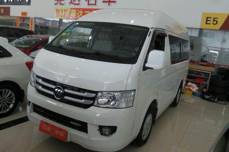 福田 风景g7 2014款 2.8t 手动 商通版高顶 柴油