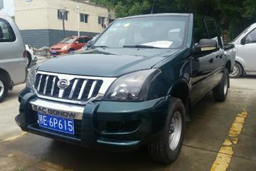 广汽吉奥 财运 2011款 2.2T 手动 300标准型 柴油