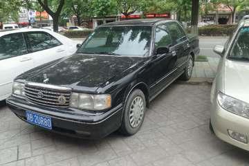 丰田 皇冠 1993款 3.0 手动