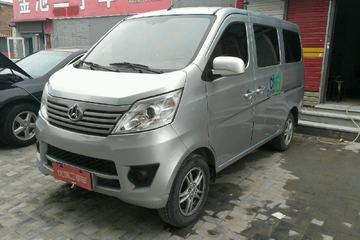 长安 长安之星2 2011款 1.2 手动 基本型7座 油气混合