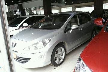 标致 408 2010款 2.0 自动 舒适型