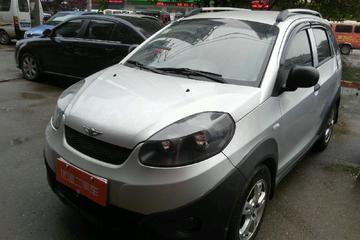 瑞麒 瑞麒X1 2012款 1.3 自动 豪华型