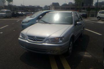 雪铁龙 爱丽舍三厢 2005款 1.6 手动 X