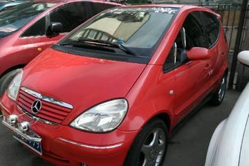 奔驰 A级 2001款 1.6 自动 A160