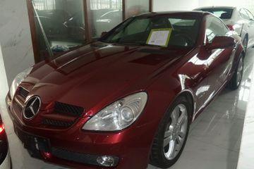 奔驰 SLK级 2009款 1.8T 自动 SLK200K