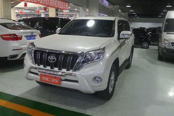 丰田 普拉多 2014款 2.7 自动 中东版