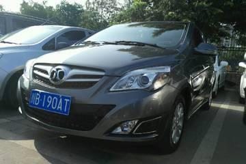 北京汽车 E系列两厢 2013款 1.5 自动 乐天版