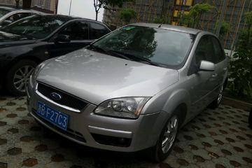 福特 福克斯三厢 2005款 1.8 手动 经典型