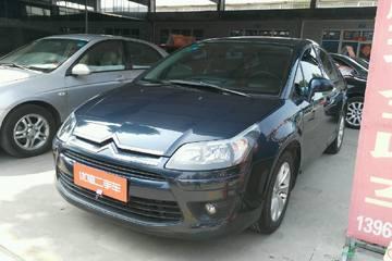 雪铁龙 世嘉三厢 2009款 2.0 手动 舒适型