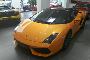 兰博基尼 Gallardo 2011款 5.2 自动 LP560-4 Bicolore