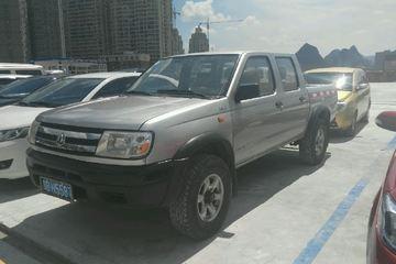 日产 D22皮卡 2011款 2.5T 手动 标准型四驱 柴油
