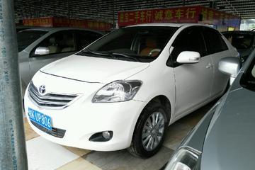丰田 威驰 2011款 1.6 自动 GL-i天窗版