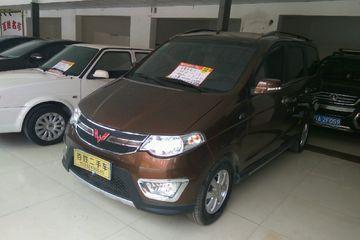 五菱 宏光 2015款 1.2 手动 S标准型5-7座