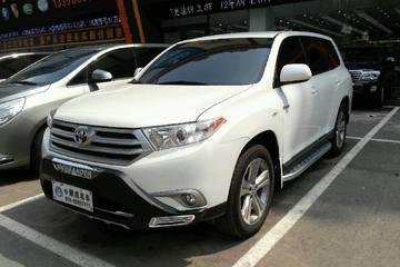 丰田 汉兰达 2012款 2.7 自动 运动版5座前驱