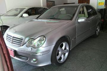 奔驰 C级三厢 2006款 2.5T 自动 C230优雅型