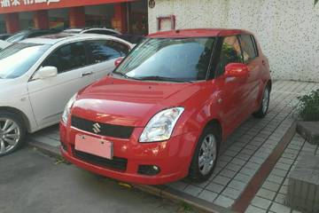 铃木 雨燕 2005款 1.3 自动 豪华型