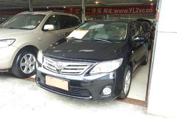 丰田 卡罗拉 2011款 1.8 自动 GLi纪念版
