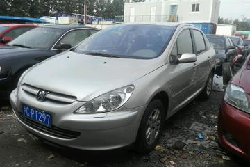 标致 307三厢 2006款 2.0 自动 XT舒适版
