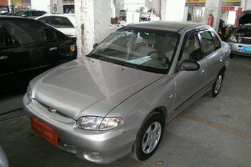 起亚 千里马 2004款 1.3 自动 GL