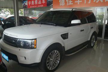 路虎 揽胜运动版 2011款 3.0T 自动 Sporty 柴油