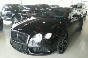 宾利 欧陆 2012款 4.0T 自动 GT