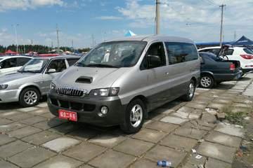 江淮 瑞风 2007款 2.8T 手动 穿梭简配型7-9座 柴油