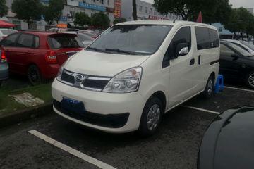 广汽吉奥 星朗 2014款 1.3 手动 标准型7座