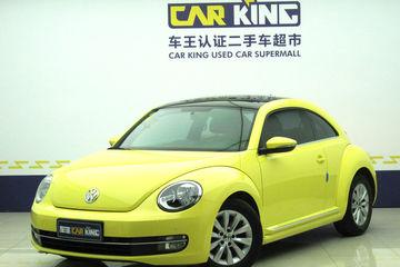 大众 甲壳虫掀背 2013款 1.4T 自动 舒适型