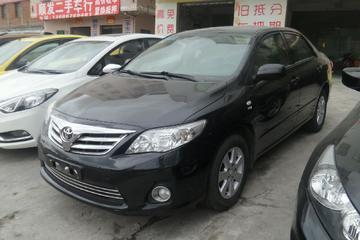 丰田 卡罗拉 2011款 1.6 自动 GL纪念版