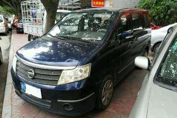 日产 帅客 2010款 1.6 手动 舒适型5-7座