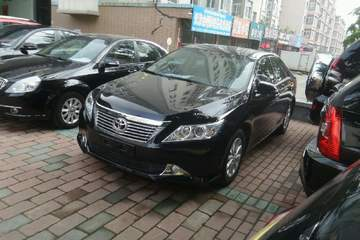 丰田 凯美瑞 2012款 2.0 自动 豪华版