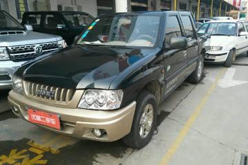 江铃 宝典 2009款 2.8T 手动 LX后驱 柴油