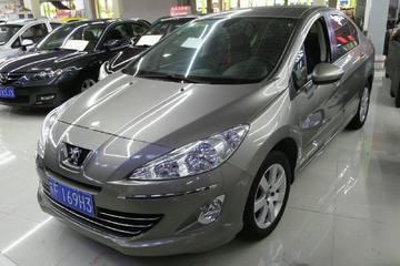 标致 408 2011款 1.6 手动 舒适型