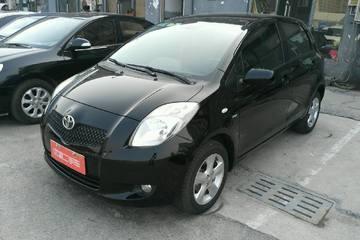 丰田 雅力士 2008款 1.6 自动 GS精致智能型