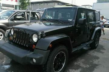 Jeep 牧马人 2012款 3.6 自动 梦十珍藏版四门