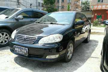 丰田 花冠 2004款 1.8 自动 GLX-I