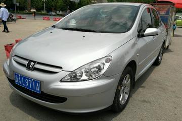 标致 307三厢 2006款 1.6 手动 XT舒适版