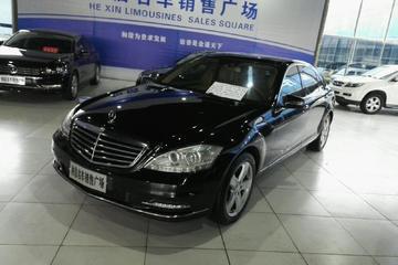奔驰 S级 2008款 3.0 自动 S300L尊贵型