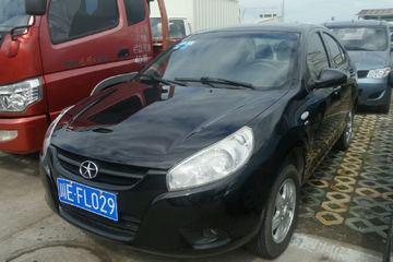 江淮 同悦三厢 2010款 1.3 手动 豪华型