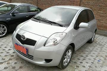 丰田 雅力士 2009款 1.6 自动 E舒适型